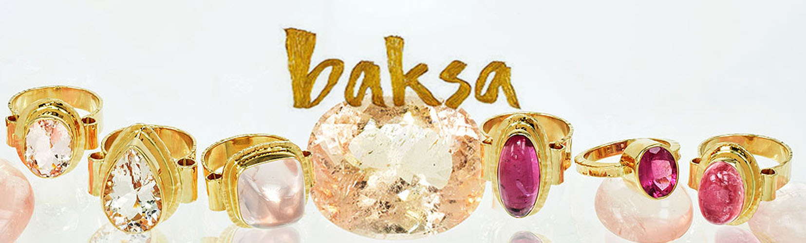 Baksa Studio Art Jewelry