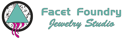 Facet Foundry Jewelry Studio Logo